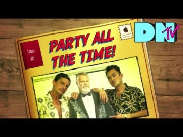 Dirt Nasty Ft Chris Jones- Party All The Time